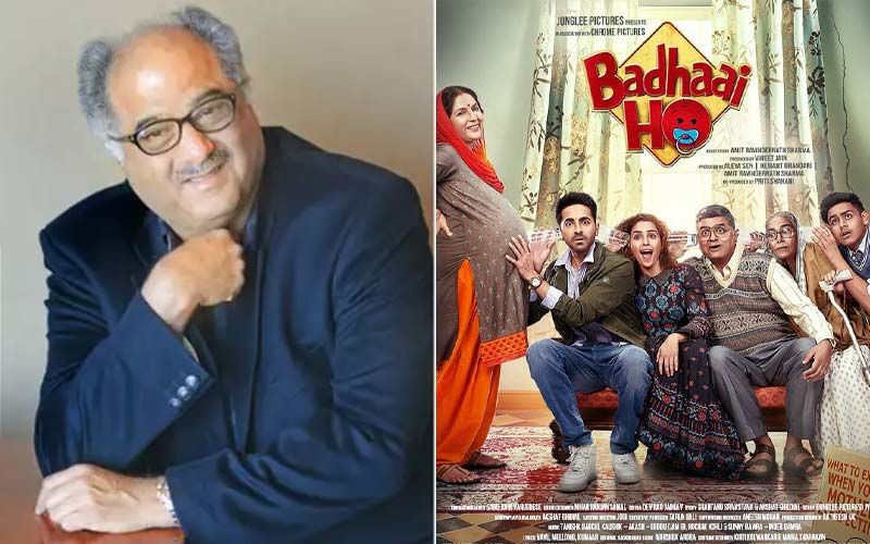 Ayushmann Khurrana's Badhaai Ho Gets Four South Remakes, Boney Kapoor Acquires The Rights