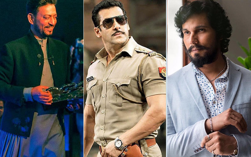 Not Salman Khan, But Irrfan And Randeep Hooda Were The Initial Choices For Chulbul Pandey's Role In Dabangg Franchise