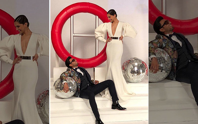 "Deepika Padukone-Ranveer Singh Look Ready For Prom Night In This Picture; Fans Say ""Rab Ne Bana Di Jodi"""