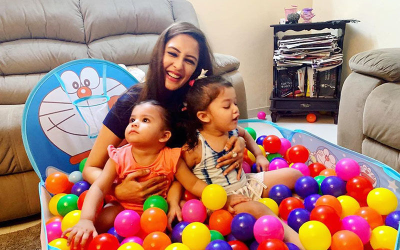 """Chahatt Khanna On Society's Harsh Perspective Towards Single Mothers And Divorcees: """"People Call Me Names And Advise Others To Avoid Me"""""""