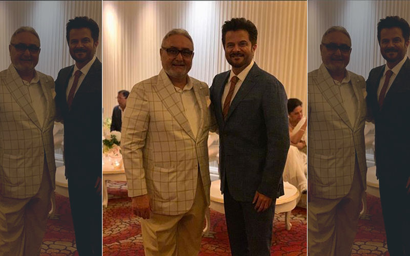 When Anil Kapoor Met The Real Apjit Bindra Ahead Of Abhinav Bindra's Biopic Shoot!