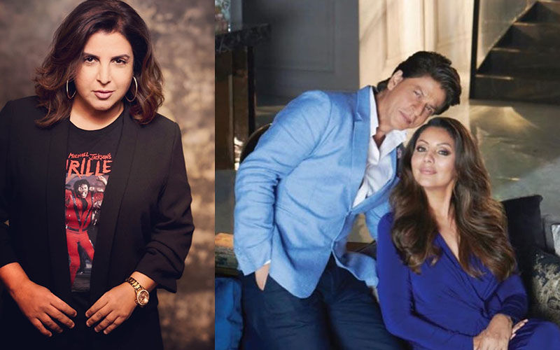 Funny! But We Totally Agree With Farah Khan's Comment On Gauri Khan's Insta Post