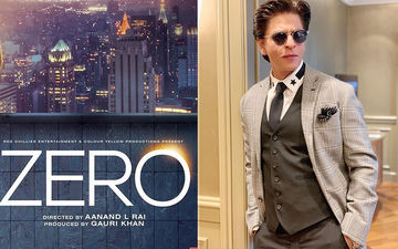 "Shah Rukh Khan Post Debacle Of Zero Says, ""I Have Decided To Enjoy Some Un-Success"""