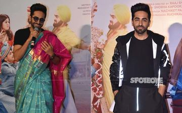 Dream Girl Trailer Launch: From A Saree Clad Siren To An Alpha Male, Ayushmann Khurrana Cleans Up Well