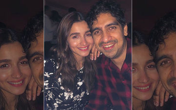 Alia Bhatt Calls Ayan Mukerji a 'Wonder Boy' In Her Birthday Wish For Brahmastra Director