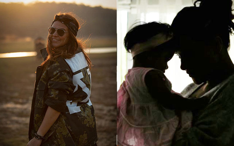 World BreastFeeding Week 2019: Neha Dhupia Posts A Thought-Provoking Video With Her Little One, Mehr