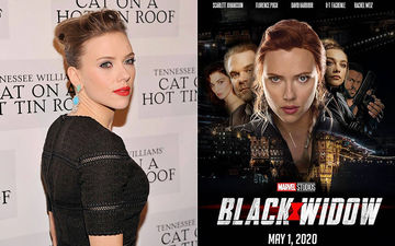 Leaked Footage Of Black Widow Shows Scarlett Johansson Beating Up Baddies To Pulp; Video Sends Fans Into A Tizzy