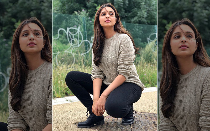 "Parineeti Chopra Begins Shooting For Girl On The Train In London; Calls It Her ""Most Difficult Role"""