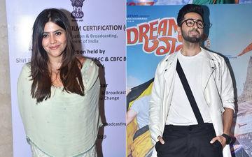 Ekta Kapoor Wishes Birthday Boy Ayushmann Khurrana In A Twisted Way
