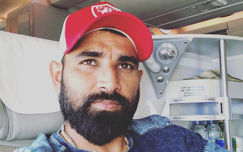 Hard Times For Indian Cricketer Mohammed Shami, Receives An Arrest Warrant