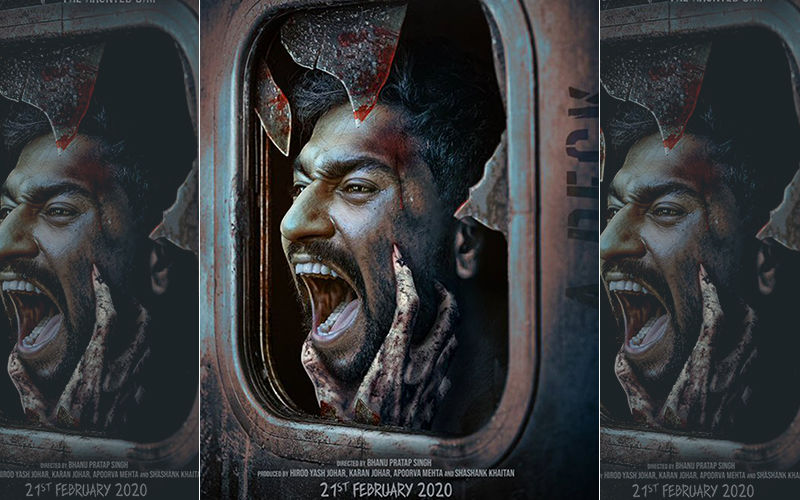Vicky Kaushal's Bhoot Gets A New Release Date Just One Week After It's First Official Announcement