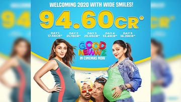Good Newwz Box-Office Collection Day 5: Akshay-Kareena-Kiara-Diljit Starrer To Touch The 100 Crore Mark Soon
