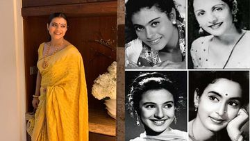 Kajol Shares Throwback Pic Of Her Mother, Grandmother, Aunt; Explains How Her Roots Are That Of A True Feminist