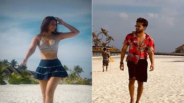 Bigg Boss 13: Dalljiet Kaur And Randeep Rai Out On A Romantic Getaway; Share Pictures From The Maldives