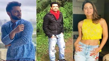 Bigg Boss 14 Day 11 SPOILER ALERT: Rahul Vaidya And Eijaz Khan Do A Seductive Dance On Toofani Senior Hina Khan's Demand