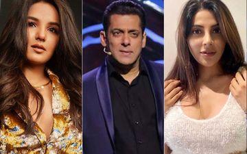 Bigg Boss 14: Salman Khan Calls Nikki Tamboli 'Fearless' And Jasmin Bhasin 'Real'