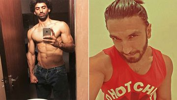 'Not A Girlfriend Stealer', Says Aditya Roy Kapur, Claims Tag Given To Him By Ranveer Singh Is Null And Void