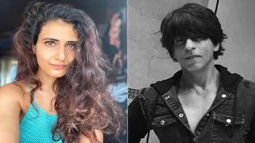 Fatima Sana Shaikh Confesses To Sleazily Stalking And Posting Replies To Shah Rukh Khan's Social Media Posts