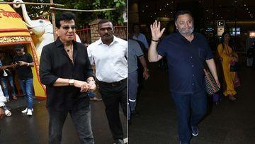 Jeetendra To Not Host Annual Diwali Bash Due To Dear Friend Rishi Kapoor's Sad Demise