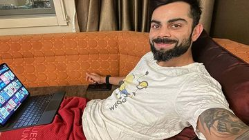 Daddy-To-Be Virat Kohli Gives A Glimpse Of His Quarantine Diaries; Lists Out 3 Most Essentials Elements While Staying At Home