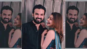 Kajal Aggarwal Marks One Month Wedding Anniversary With Series Of Adorable Pictures From Her MAGICAL Marriage Ceremony