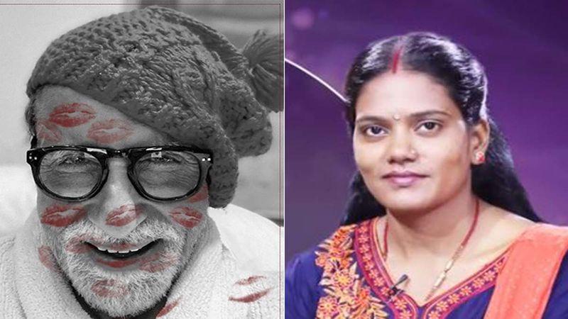 Kaun Banega Crorepati 12: Amitabh Bachchan Counsels A Contestant's Husband To Take Her Out To Eat Falooda After She Complains