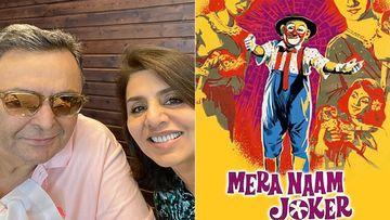 Neetu Kapoor Remembers Late Husband Rishi Kapoor As The Iconic Movie Mera Naam Joker Completes 50 Years