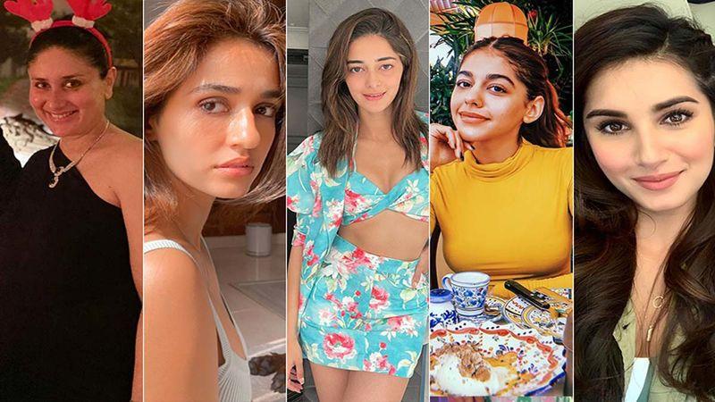 Hottest Bollywood Actresses On Instagram This Week: Kareena Kapoor Khan, Disha Patani, Ananya Panday, Tara Sutaria And Alaya F