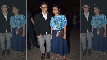 Aamir Khan And Kiran Rao Have An Adventurous 15th Wedding Anniversary; Visit Gir National Park With Family- Pictures And Videos Inside