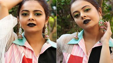 Bigg Boss 13: Internet Is Gushing About Devoleena's BLACK LIPSTICK; What About You?