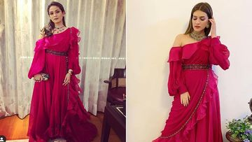 Mira Rajput, Kriti Sanon Wear The Same Jumpsuit; Mira's Is A Size Too Large And Kriti's Is A Blunder