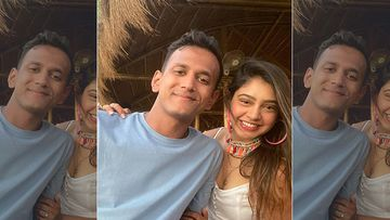 Niti Taylor Takes A 'Couple Quiz', Makes BIG Reveals About Her Relationship With Parikshit Bawa