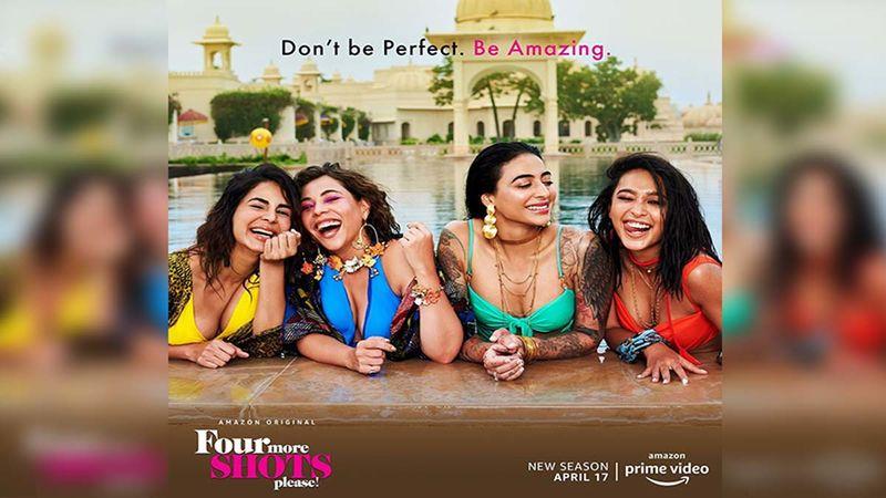 Four More Shots Please! Season 2 First Look: Kirti Kulhari, Maanvi Gagroo, Bani J And Sayani Gupta Are Back