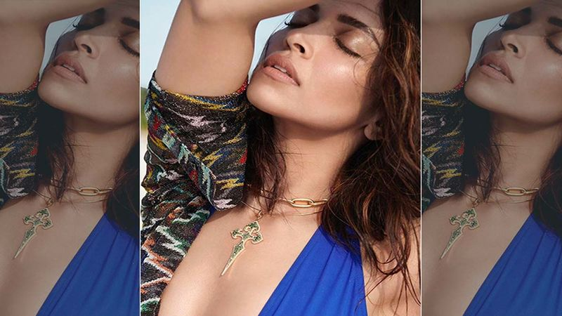 Deepika Padukone Slipping Into A Monokini, Gets Her Fans Gushing Over