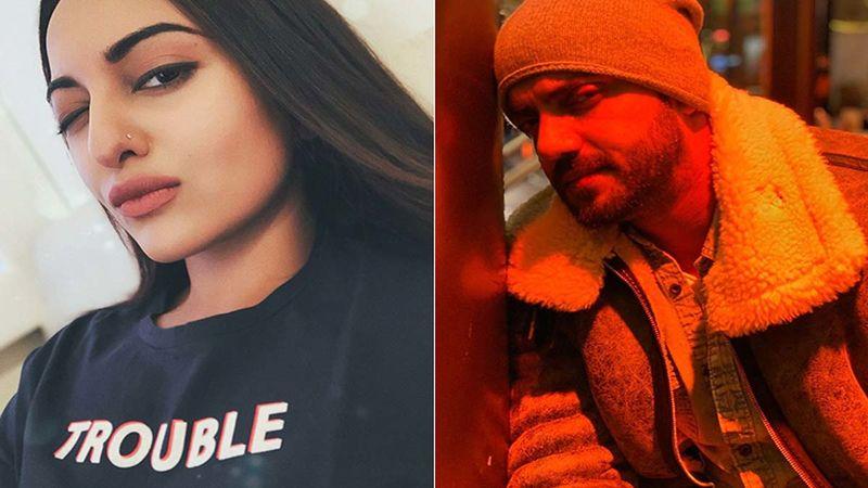 Is Sonakshi Sinha Dating Salman Khan's Find Zaheer Iqbal? Here's The TRUTH