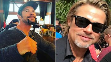 Star Struck Chris Hemsworth Reveals He 'Went For The Hug' Even Though Brad Pitt Extended A Handshake; Here's What Pitt Did Next