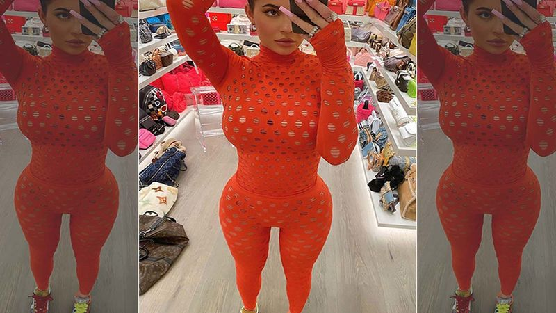 6 Times When Kylie Jenner Proved Orange Is The New Black