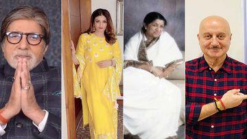 Hanuman Jayanti: Amitabh Bachchan, Raveena Tandon, Lata Mangeshkar, Anupam Kher Wish Followers, Quote Hanuman Chalisa