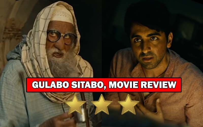 Gulabo Sitabo Review: Amitabh Bachchan-Ayushmann Khurrana A Powerful Duo Leave Us Wondering Why Weren't They Paired Earlier?