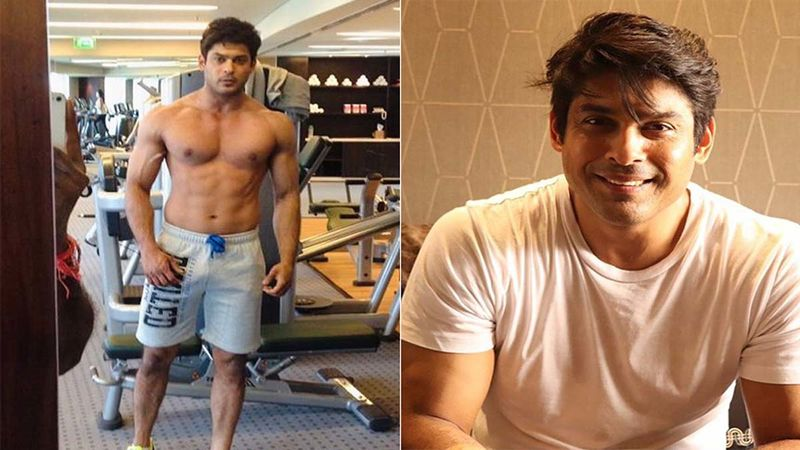 Sidharth Shukla Shares A Shirtless Workout Pictures Putting His Delicious Abs On Display; Fans Say, 'Shukla This Body Is AAAG'