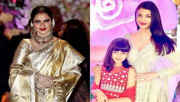 When Rekha Ma Penned A Letter To Aishwarya Rai Bachchan: Most Cherished Character Of Yours Is The Role Of 'Amma' That You Are