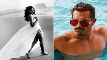 Bipasha Basu Shares A Throwback Picture From Her Modelling Days, Hubby Karan Singh Grover Can't Resist Dropping Some Love On Her Post