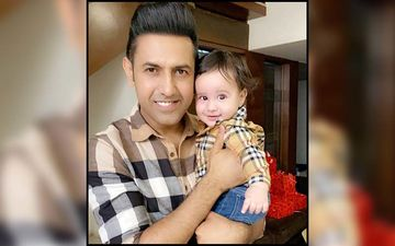 Gippy Grewal Shares Adorable Pic With His Son On Instagram
