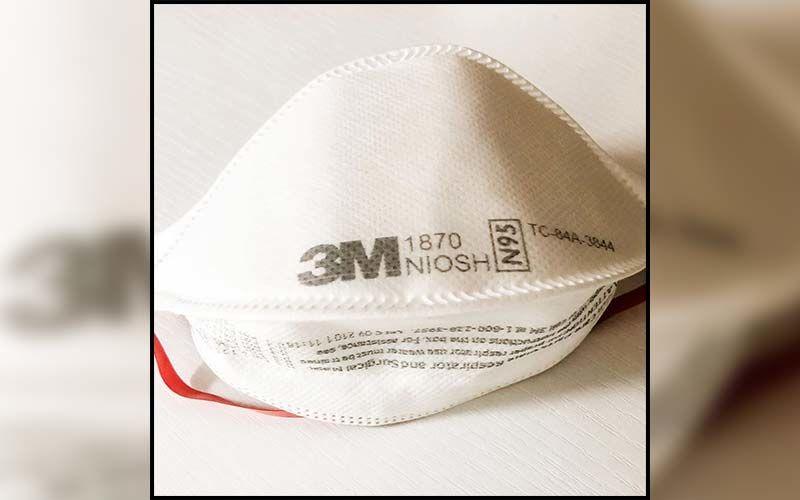 Coronavirus Outbreak: Here's How To Wear N95 Mask Correctly To Reduce Virus Transmission