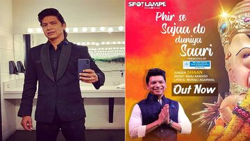 Shaan Pays His Tribute To Frontline Warriors Fighting Against COVID-19 In SpotlampE's Latest Song Phir Se Sajaa Do Duniya Saari