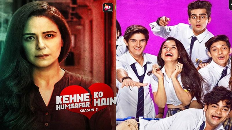 Kehne Ko Humsafar Hain To Class 2020, Here Are Ten Web Shows On ALTBalaji Which Are Worth A Binge