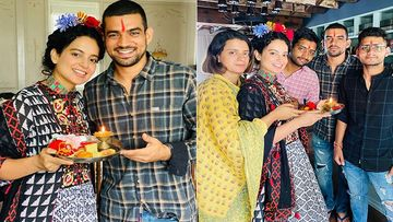 Raksha Bandhan 2020: Kangana Ranaut Celebrates With Brother And Fam Enjoying A Lavish Roof-Top Barbeque At Her Manali Residence- Watch