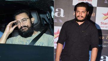 Aamir Khan's Son Junaid Khan Ready To Soak His Toes In Bollywood, YRF's Aditya Chopra To Launch The Star Kid?