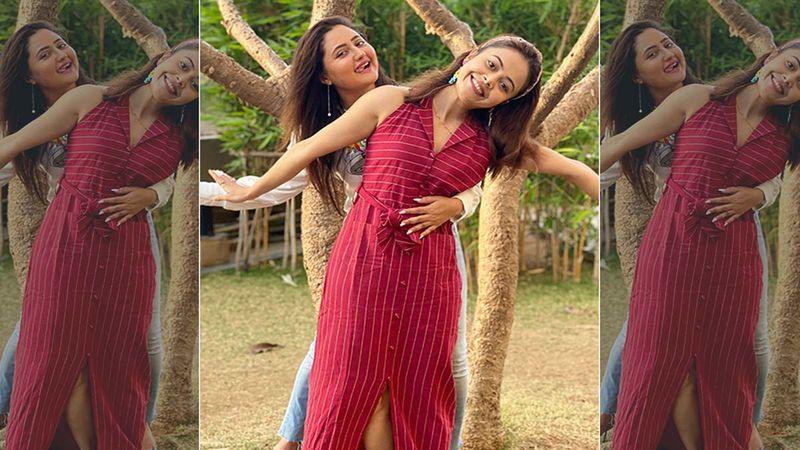 Rashami Desai Is Thrilled As Bestie Devoleena Bhattacharjee Makes Comeback As Gopi Bahu In Saath Nibhana Saathiya 2