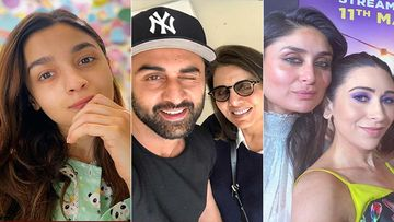 Riddhima Kapoor Sahni Birthday: Alia Bhatt, Neetu, Ranbir Kapoor Give A Special Dance Performance; Pregnant Kareena Kapoor Khan, Karisma Join The Party - Inside Pics And VIDEO